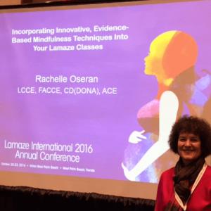 Rachelle Lamaze conference (1)